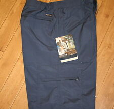 "Mens Regatta Action Trousers J170 in  Denim, Grey & Green Size 28"" & 30"""