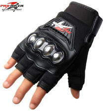 Motorcycle Motocross Sports MTB Cycling Bike Bicycle Gloves Fingerless Gloves