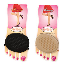 Foot Care High Heel Shoes Half Front Cushion Insole Shoe Fashion Pads FQ