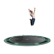 12ft Round Inground Trampoline- Made in Europe- Free Delivery