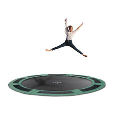 14ft Round Inground Trampoline- Made in Europe- Free Delivery