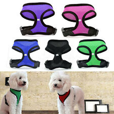 Pet Control Harness Dog Puppy Cat Walk Collar Safety Strap Mesh Vest Adjustable