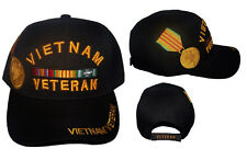 Vietnam Veteran US Military Baseball Caps Hats  Embroidered (7506V72^)
