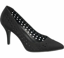 Deichmann Graceland women Court Shoes black New