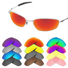 Tintart Replacement Lenses for-Oakley Whisker Sunglasses - Multiple Options