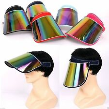 Sale Promotion NEW SUN VISOR CAP UV PROTECTION HIKING GOLF TENNIS OUTDOOR