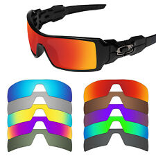 Tintart Replacement Lenses for-Oakley Oil Rig Sunglasses - Multiple Options