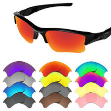 Tintart Replacement Lens for-Oakley Flak Jacket XLJ Sunglasses- Multiple Options