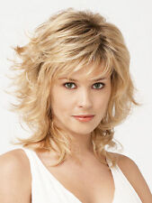 TRESS Wig by RAQUEL WELCH, ANY COLOR! Memory Cap NEW, Medium Long, Layered Waves