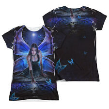 ANNE STOKES IMMORTAL FLIGHT SUBLIMATION JUNIORS T-SHIRT S M L XL & 2XL