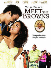 Tyler Perry's Meet the Browns (DVD, 2008, Full Screen/ Widescreen Edition)