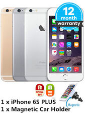 iPhone 6S Plus A1687 - 16GB 64GB 128GB *New Factory Unlocked *100% Working Phone