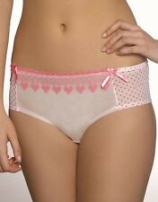 Midnight Grace by figleaves Shorts Briefs Cherry Blossom Knickers New