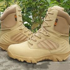 Outdoor Combat Army Footwear Summer Desert Camouflage Military Tactical Boots