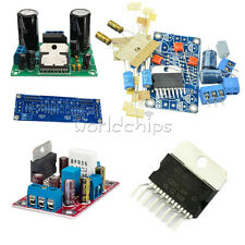 TDA7293 Stereo Amplifier PCB Board Soldered Kit 85W+85W DIY 100W 50Wx2 Board IC