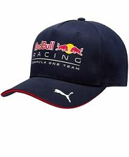 Red Bull Racing Replica Team Baseball Cap | Navy
