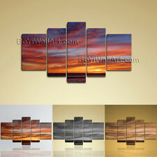 Large Canvas Wall Art Print Abstract Seascape Painting Hd Print Home Decor