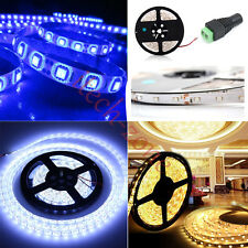 DC 12V 5050 SMD LEDs Reel Strip Light Kitchen Cupboard Unit Self Adhesive Tape
