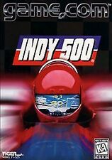Sealed New INDY 500 Racing for Tiger game.com