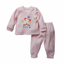NWT Carters Baby Girls 2 pc Pajamas Sleepwear Outfits Size 3 6 9 12 18 24 months