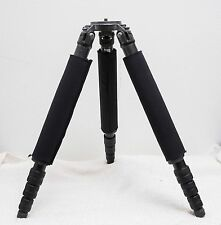 Gitzo GT-3540LS Carbon Fiber Tripod 4 Section 39lb Load w/Lens Coat CF Sturdy!!!