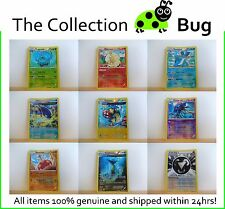 Pokemon XY Primal Clash Pick From List : Parallel Foil Reverse Holo Cards 1-144