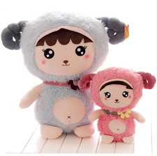 Plush toy stuffed doll shy cartoon flower sheep children creative baby gift 1pc