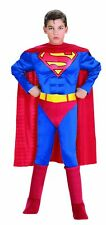 Superman Deluxe Muscle Chest Child Costume