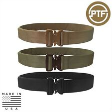 "PTF 1.75"" Cobra Belt Series - Tactical Buckle Belt"