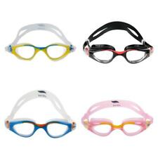 Kids Child UV Protection Anti-fog Silicone Swimming Goggles Glasses Adjustable