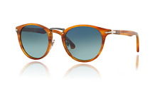 NEW PERSOL ROUND GENUINE PO3129S-41 UNISEX POLARIZED 100%UV HAND MADE IN ITALY