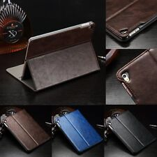 Precise Hole Business Magnetic Stand PU Leather Case Cover Fr Apple iPad Pro 9.7