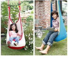 Swing Seat Playground Outdoor Swing Hammock Chair Hanging Seat Pod Children Tent