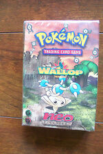 NEO DISCOVERY THEME DECK WALLOP  POKEMON UNOPENED BOX NEO DISCOVERY
