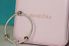 AUTHENTIC PANDORA 2017 MOTHER'S DAY TRIBUTE TO MOM BRACELET GIFT SET *CHOOSE SZ