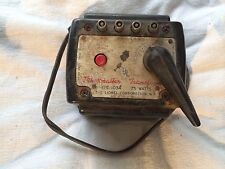 Trainmaster Transformer Lionel Trains O scale Type 1034 75 Watts Postwar USA