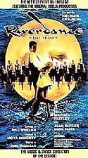 Riverdance the Show VHS Live from the Point Theatre, Ireland,  NEW