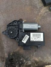 PEUGEOT 307 2004 OFF SIDE FRONT ELECTRIC WINDOW MOTOR