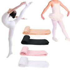 Kid's & Adult's Girl Dance Tight Ultra Soft Ballet Tight Pantyhose Footed Tights