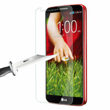 100% Genuine Tempered Glass Film Screen Protector Guard Cover For LG Cell Phones