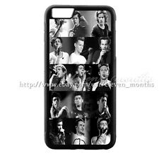 One Direction Perform Collage for iPhone 6s 6s+ 7 7+ Hard Plastic Cover Case
