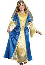 Junior's Renaissance Princess Girl Costume 2 Sizes