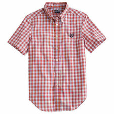 Chaps by Ralph Lauren Plaid Casual Button-Down Shirt NWT New 8 or 14-16
