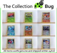 Pokemon XY Ancient Origins Pick From List Parallel Foil Reverse Holo Cards 1-83