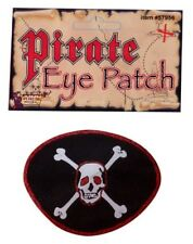 Deluxe Pirate Costume Eye Patch