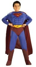 Superman Returns Deluxe Muscle Chest Child Costume