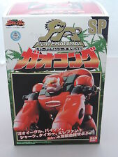 BANDAI Power Rangers Wild Force POWER ANIMAL DX GAO RED APE  Gaoranger  ++EC++