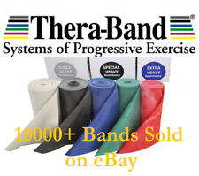 Theraband Exercise Resistance Physio Band Thera-band  Medium to Maximum Res 1.5m