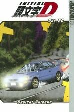 Initial D: Initial D Vol. 26 by Shuichi Shigeno (2007, Paperback)