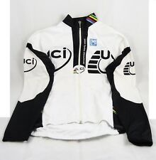Santini Team Maglia UCI 2011 Long Sleeve Cycling Jersey - Various Sizes